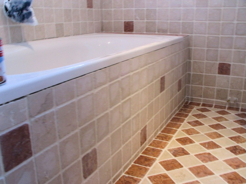 Carrara marmer badkamer bianco carrara wit marmer inches hexagon badkamer vloer mozaek - Badkamer scheiding ...